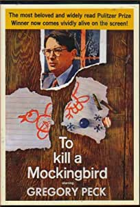 Amazon.com: To Kill a Mockingbird (2-Disc Slimcase Set) [DVD]: Gregory Peck, Robert Duvall, Mary
