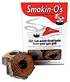 Smokin-O's BBQ Smoke Rings - Wood-fire Taste for Gas Grills, Original