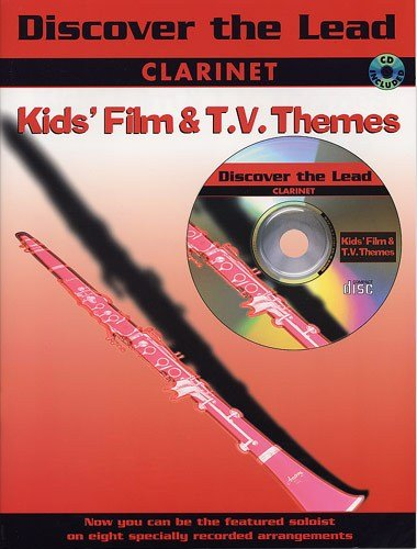 discover-the-lead-kids-film-and-tv-themes-for-clarinet-partituras-cd-para-clarinete
