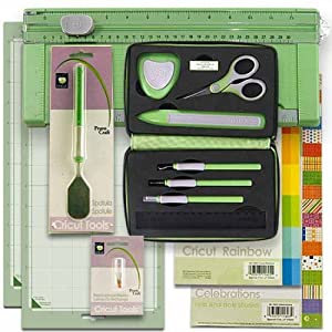 Cricut Essentials Kit for Cricut Cutting Machines