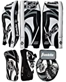Franklin Sports NHL Junior SX Comp 100 Goalie Set, Small/Medium