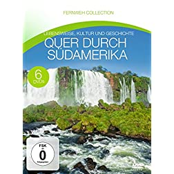 Fernweh Collection - Quer durch Südamerika