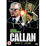 Callan - Wet Job [1981] [DVD]by Edward Woodward