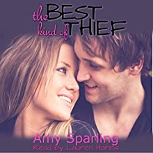 The Best Kind of Thief: Devin and Tobey, Book 1 (       UNABRIDGED) by Amy Sparling Narrated by Lauren Harris