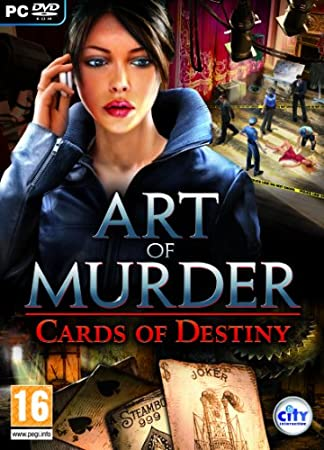 Art of Murder Cards of Destiny [Download]