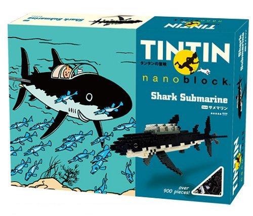 Nanoblock TINTIN Samemarin