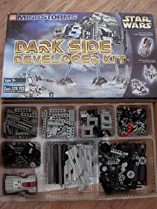 LEGO Mindstorms 9754: Dark Side Developer Kit