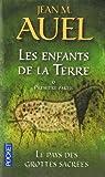 echange, troc Jean M. Auel - Les Enfants de la Terre, Tome 6, 1re partie : Le pays des grottes sacrées
