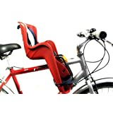 Bellelli Sitty Frame Mounted Bicycle Child Seat Redby Bellelli