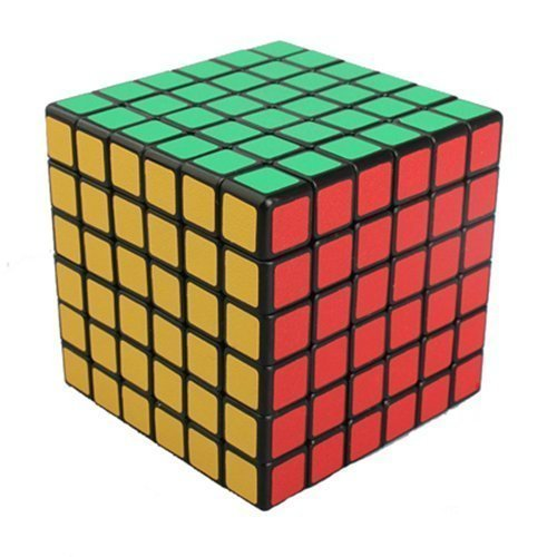 Shengshou 6×6 Speed Magic Cube Twisty Puzzle Children Professional Toy Best Gift USA Seller