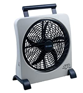 O2COOL 10 Rechargeable Fan by O2 Cool