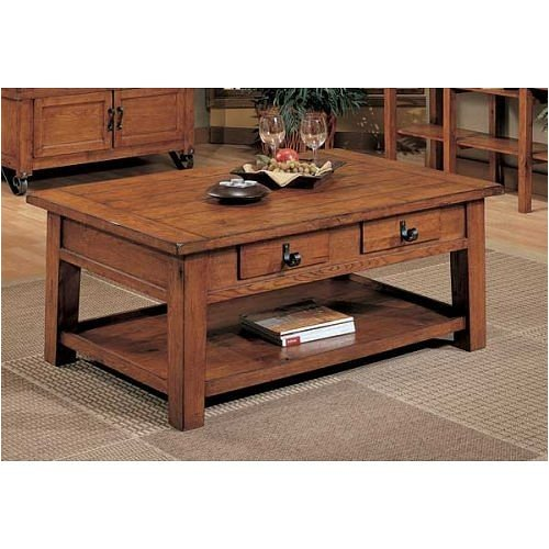 Buy Low Price Beautiful Distressed Oak Finish 3 Pc Coffee Table Set Vf Az02 16470 Coffee