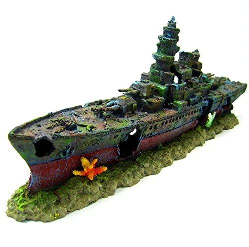 guerre-decoration-pour-aquarium-grotte-l-49-cm-bleu-marine-cuirasse-decoration-bateau-epave-pet