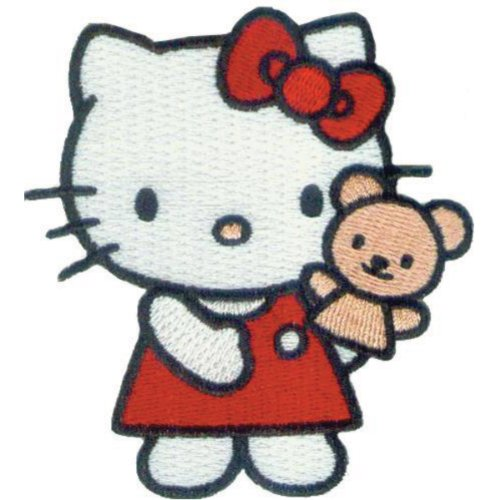 Application Hello Kitty Puppet Patch