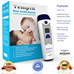 TempIR Thermometer - Best for - Ear a...