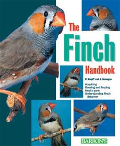 Finch Handbook, The (Barron'S Pet Handbooks)