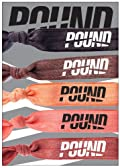 Pound Elastic Hair Ties (5-pk)