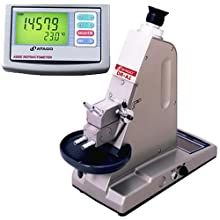Atago 1310 DR-A1 Abbe Refractometer, Refractive Index 1.3000 to 1.7100nD