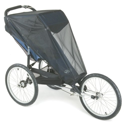 Baby Jogger City Double Mesh Canopy back-1088143