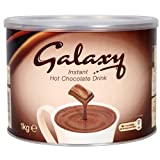 Galaxy Instant Hot Chocolate Drink, 1kg (6 Packs)