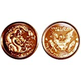 1 Oz Copper Chinese Year of the Dragon