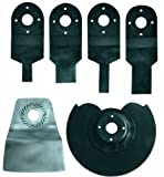 Einhell BTMG180SET 6-Piece Starter Kit for EINBTMG180 Multi Tool