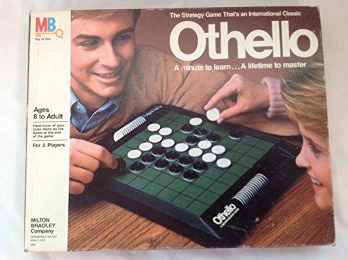 1986 Version Othello Board Game