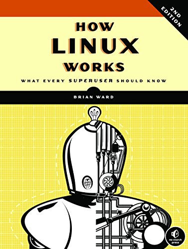 Libro : How Linux Works, 2nd Edition: What Every Superuser Should Know [+Peso($32.00 c/100gr)] (US.AZ.22.85-0-1593275676.387)