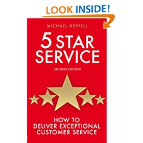 Five Star Service: How to deliver exceptional customer service (Prentice Hall Business)