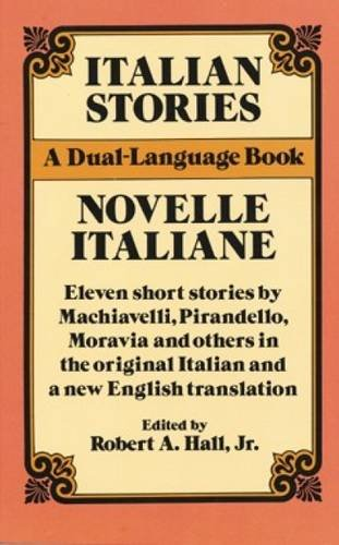 Italian Stories: A Dual-Language Book (Dover Dual Language Italian) (Italian Books compare prices)