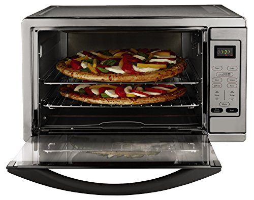 Toaster Oven Extra Large Capacity 2 Racks 16 Quot Pizza