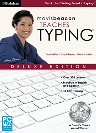 Mavis Beacon Typing Deluxe