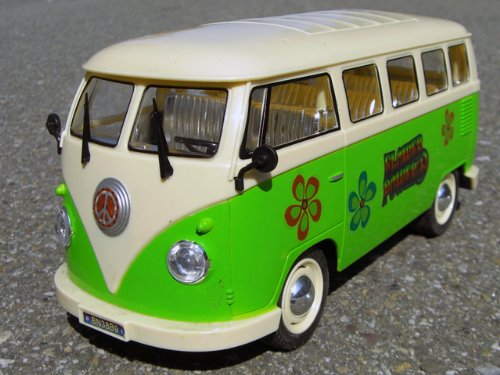 RC Auto VW Bulli – Flower Power Edition 1:16 – 388 kaufen