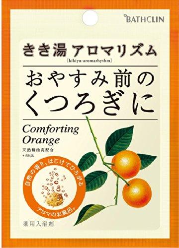 きき湯 アロマリズム COオレンジ 30g