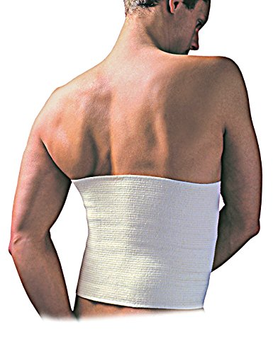 DELUXE Medical Grade Angora & Merino WOOL WARMING BELT, Rheumatic Back Pain Thermal Brace, RADICULITIS WARMER, Lumbar Kidney Support (Medium) (Medical Belt compare prices)