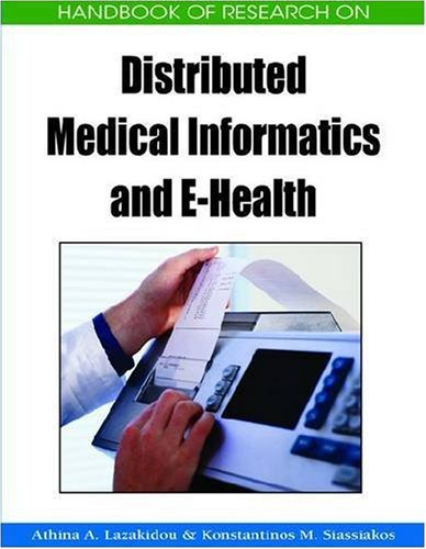 Copertina del libro Handbook of research on distributed medical informatics and e-health