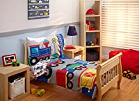 Everything Kids Toddler Bedding Set, Choo Choo from Everything Kids by NoJo