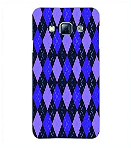 PrintDhaba Pattern D-6098 Back Case Cover for SAMSUNG GALAXY A3 (Multi-Coloured)