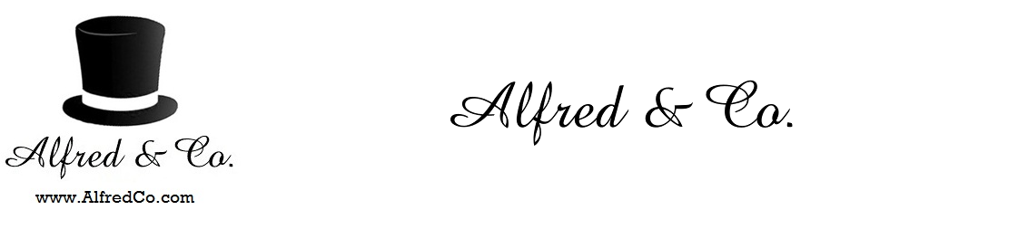 Alfred &amp; Co. Men&#039;s Cufflinks Jewellery