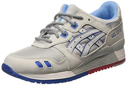 ASICS Gel-lyte Iii, Unisex-Erwachsene Sneakers, Grau (soft Grey/soft Grey 1010), 42.5 EU thumbnail