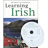 Learning Irish: Text with 4 Audio CDsby Professor Michael...