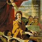 Scarlatti:C�cilienvesper Sacd