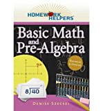 img - for [(Homework Helpers: Basic Math and Pre-algebra)] [Author: Denise Szecsei] published on (April, 2011) book / textbook / text book