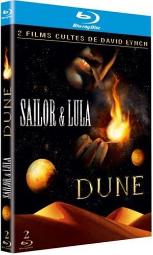 Coffret David Lynch / Dune / Sailor & Lula [Blu-ray]