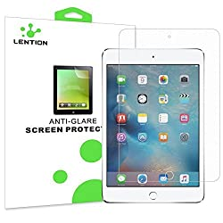 LENTION Anti Glare Matte Screen Protector for iPad Mini 1/2/3, with