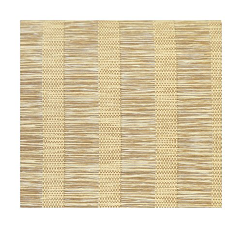Tanshi Overseas 2 Piece Polyester Roller Window Blind - 4ft, Brown