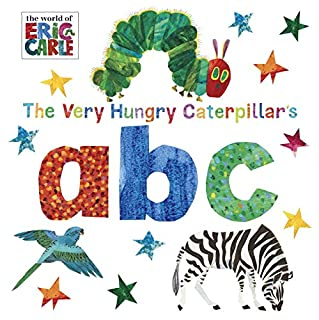 Book Cover: The Very Hungry Caterpillar's ABC