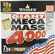 Weider Mega Mass 4000, Schoko, 7 kg