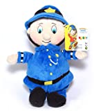 Noddy: Mr. Plod Soft Toy - 10 inch