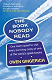 The Book Nobody Read (0099476444) by Gingerich, Owen